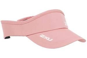 Козирок 2XU Run Visor (UQ5686f) Рожевий / Білий