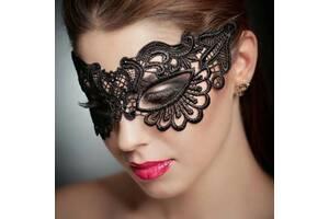 Кружевная маска для ролевых игр