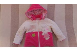 Куртка для девочки деми р.68