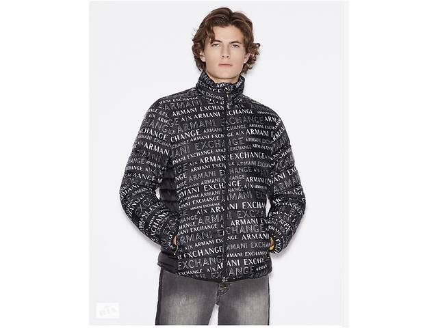 продам Куртка мужская Armani Exchange  Армани Оригинал  бу в Киеве