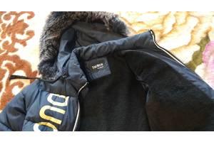 Куртка зимова на дівчинку 10-12років
