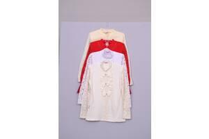 Л-99,150 блуза-гольф для девочки с длинным рукавом 134 140 146 152