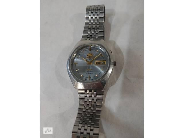 Механические наручные часы Orient Crystal 21 Jewels ( 469l1r-7a )- объявление о продаже  в Мариуполе