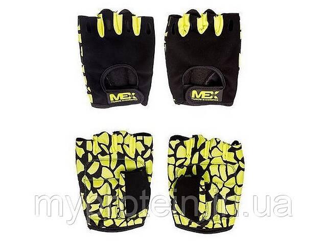 бу MEX Nutrition Женские Перчатки Flexi Gloves Lime Art. mypr-526180588 в Киеве