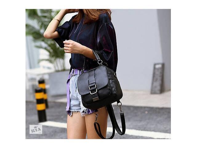 купить бу Модная сумка рюкзак трансформер в Хмельницком