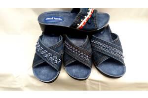 Модные джинсовые сабо Rita,Турция, размеры 36 - 40 опт и розница
