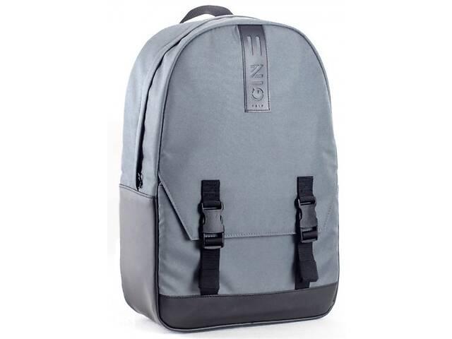 продам Молодежный рюкзак GIN Киото steel, серый, 15л бу в Киеве