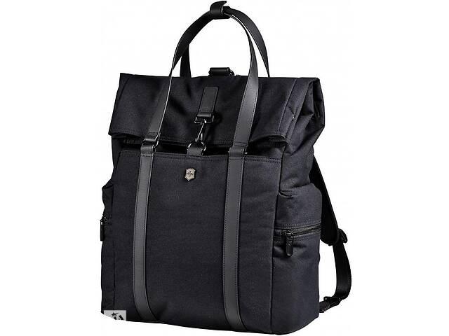 продам Мужская сумка-рюкзак Victorinox Travel ARCHITECTURE URBAN Vt602846, черный бу в Киеве