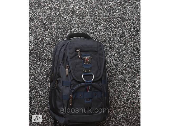 Мужской повседневный городской рюкзак с отделом для ноутбука Gorangd- объявление о продаже  в Днепре (Днепропетровск)
