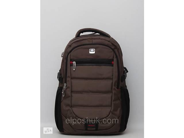 Мужской повседневный городской рюкзак с отделом под ноутбук- объявление о продаже  в Днепре (Днепропетровск)