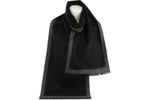 Мужской шарф Traum черный