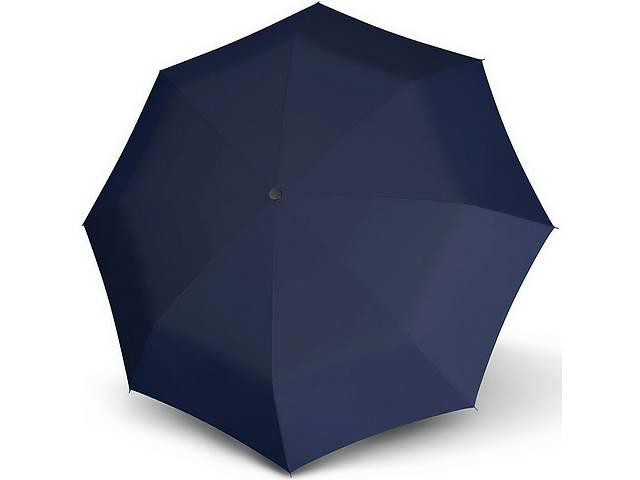 купить бу Мужской зонт автомат Doppler, синий в Киеве