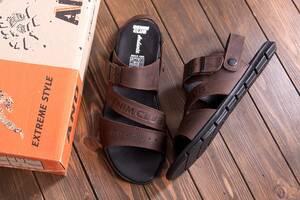 Чоловічі шкіряні сандалі Nike Track