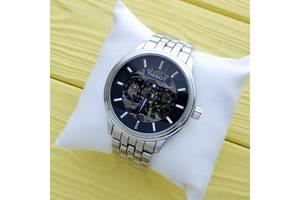 Мужские механические наручные часы скелетоны Tissot - цвета в наличии