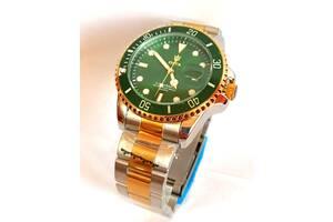 Наручний годинник чоловічий ROLEX Submariner хомаж Кварц Преміум комплект НОВИЙ Луцьк