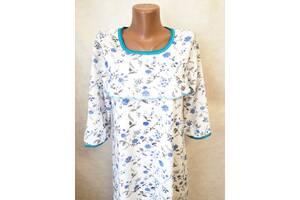 Ночные рубашки женские на байке хлопок р.50,52,54,56,58,60. От 6шт по 118грн.