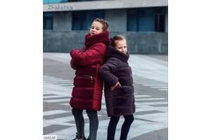 Новиночки Детская куртка- зима, размеры 128- 152