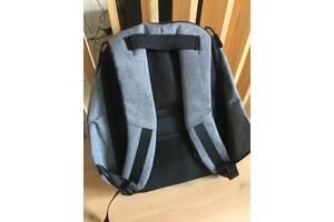 Новий чоловічий рюкзак (з відділення для ноутбуку і не лише)