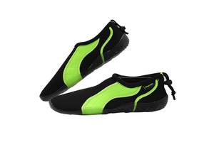 Обувь для пляжа и кораллов (аквашузы) SportVida SV-GY0004-R44 Size 44 Black/Green