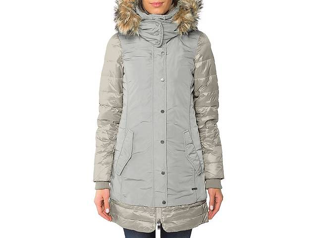 бу Пальто женское Tom Tailor Olive, размер M в Харькове