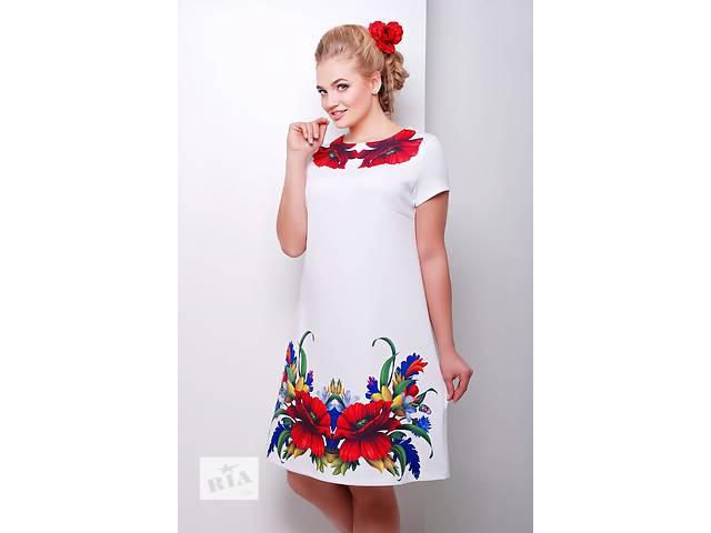b101a412fc5 купить бу Платье большого размера Тая Маки 2Б к р