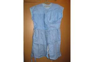 Платье-халат девочке 10-12 лет