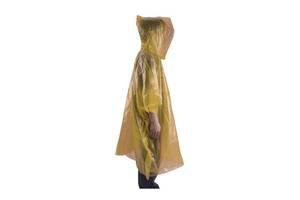 Пончо AceCamp Emergency Rain Poncho Yellow (1012-3907-YL)
