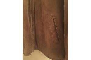 Продається куртка чоловіча замшева 52 р, ціна 500 грн