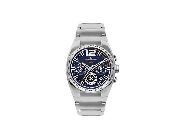 продам Продам часы Jacques Lemans 1-1721C Powerchrono бу в Запорожье