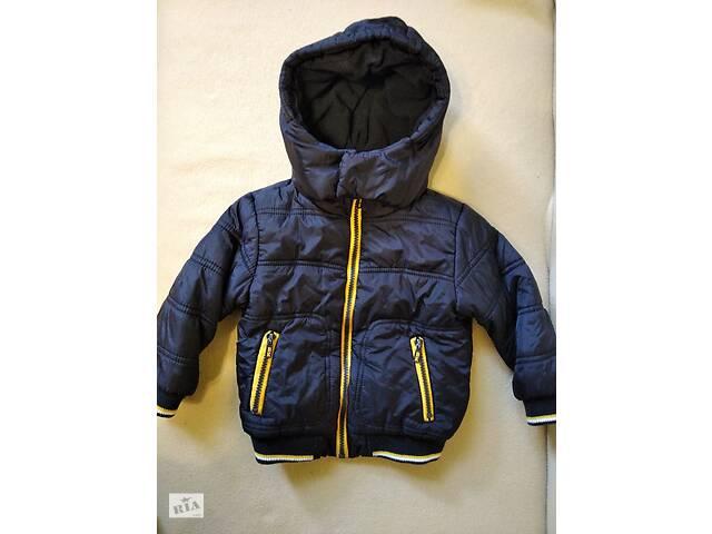 продам Продам детскую курточку весна-осень на 18-24 месяца на рост 86 см. бу в Обухове