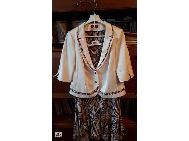 Продам жіноче плаття-костюм - Жіночий одяг в Києві на RIA.com ee0a0ef34bdf5