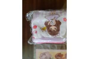 Продам набір дитячих трусиків для дівчинки (4 шт)