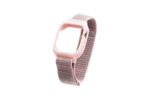Ремешок для Apple Watch Nylon Loop 38 / 40mm + Protect Case