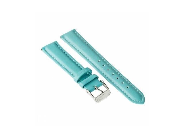 Ремешок для часов Ziz небесно-голубой, серебро SKL22-142900- объявление о продаже  в Харькове