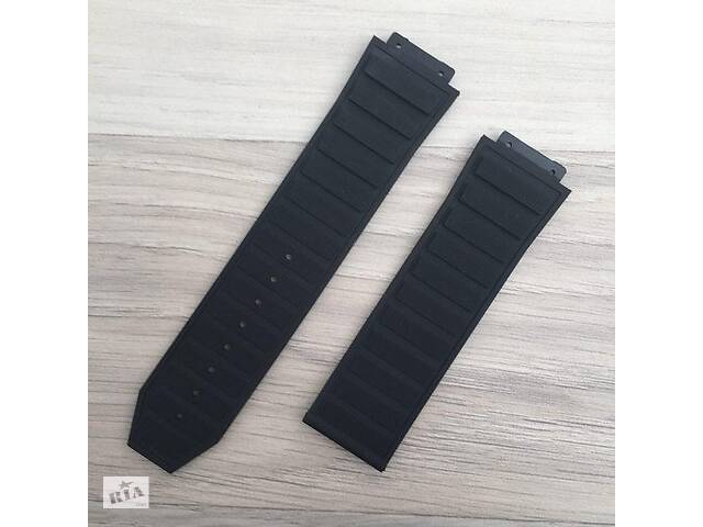 продам Ремешок Hublot 26/24 Резина King Power Black бу в Одессе