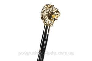 """Рожок для обуви длинный """"LION"""", gold"""