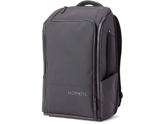 купить бу Рюкзак для ноутбука 17 дюймов Nomatic Backpack черный на 24л в Киеве