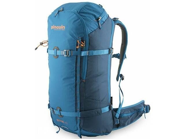 Рюкзак для туризма из ткани Pinguin Ridge синий на 40л- объявление о продаже  в Киеве