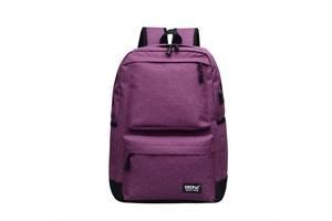 Рюкзак с Usb Kronos Top Фиолетовый (stet_1115,4)