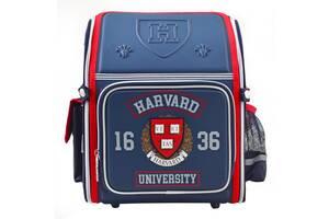Рюкзак школьный каркасный 1 Вересня H-18 Harvard, 35*28*14.5 (555108)