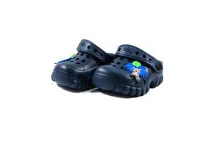 Сабо детские Jose Amorales 118001 темно-синие (18)