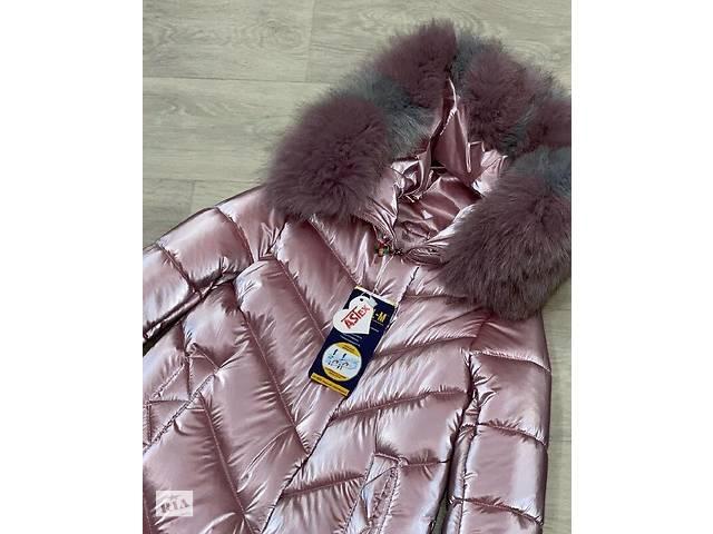 продам Шикарное пальто жемчужный бархат бу в Харькове