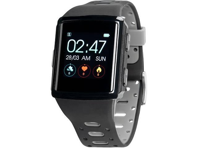 продам Смарт-часы Gelius Pro M3D (WEARFORCES GPS) Black/Blue бу в Киеве