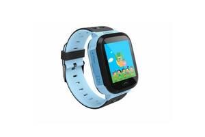 Смарт-часы GoGPS ME К12 Синие (K12BL)