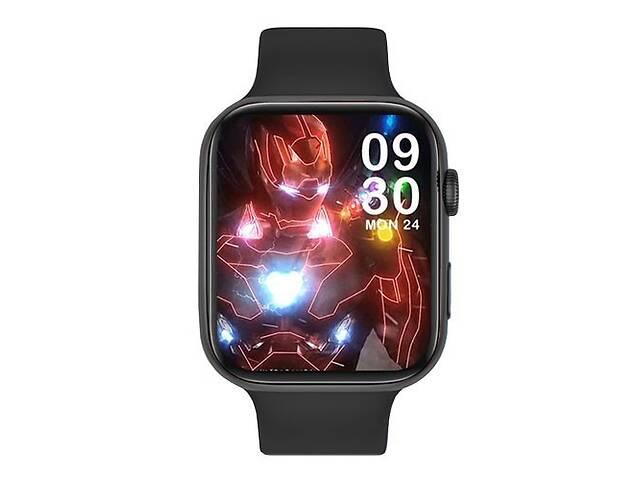 продам Смарт часы Smart Watch M26 Plus с беспроводной зарядкой с пульсометром тонометром умные часы на руку бу в Харькове