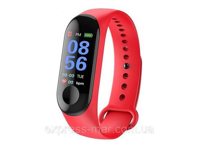 продам Смарт-часы Smart Watch M3. Цвет: красный бу в Харькове