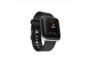 Смарт часы Ukc Smart W5 Браслет для занятий спортом Черный