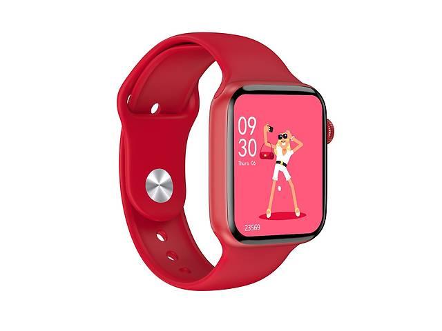 купить бу Smart Watch Y60 Bluetooth Red в Самборе