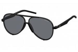 Солнцезащитные очки Polaroid Очки женские с поляризационными ультралегкими линзами POLAROID  P6017S-DL560Y2
