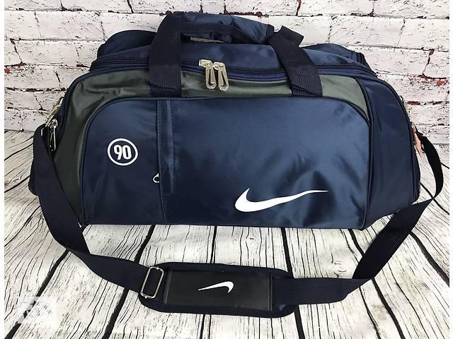 купить бу Спортивная сумка Nike. Сумка для тренировок, для поездок КСС92-3 в Бердянске